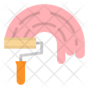 Painting Roller Icon