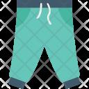 Pajama Trouser Night Icon