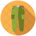 Pajamas Pant Cloth Icon