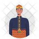 Pakaian Adat Sunda Icon