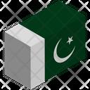 Flag Country Pakistan Icon