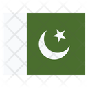 Pakistan Country National Icon