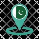 Pakistan Flag Icon