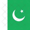 Pakistan Flag World Icon