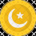 Pakistan Coin Icon