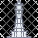 Pakistan Tower Minar E Pakistan Historic Tower Icon
