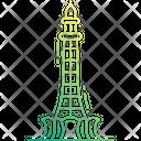 Pakistan Tower Minar E Pakistan Landmark Icon