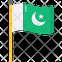 Pakistani Flag Icon