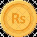 Pakistani Rupee Coin Pakistani Rupee Business Icon