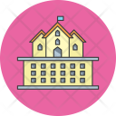 Palace Government Office Icon