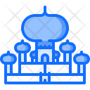 Palace Castle Fairy Icon