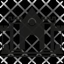 Palace Castle Chateau Icon