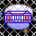 Palace Of Parliament Bucharest Romania Icon
