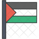 Palestine Palestinian Asian Icon