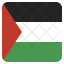 Palestine National Country Icon