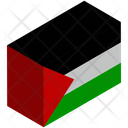 Flag Country Palestine Icon