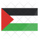 Palestine International Nation Icon