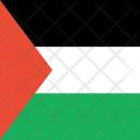 Palestinian territory Icon