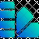 Palette Colors Color Palette Icon