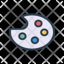 Palette Icon