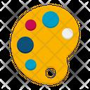 Palette Color Palette Color Icon