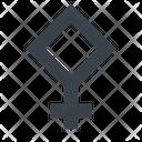Pallas Star Zodiac Icon