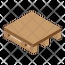 Crate Pallet Pallet Logistic Pallet Icon