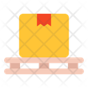 Parcel Package Cardboard Icon