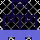 Pallet Boxes Boxes Box Icon
