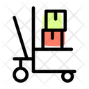 Pallet Stacker Icon