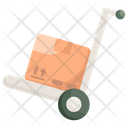 Pallet Trolley Icon