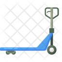 Cart Pallet Truck Trolley Icon