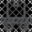 Pallet Truck Pallet Jack Hand Pallet Icon