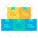 Delivery Packages Delivery Parcel Parcels Icon
