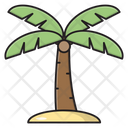 Palm Tree Nature Icon