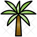 Palm Green Natural Icon
