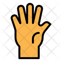 Hand Sign Gesture Finger Icon