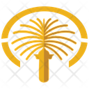 Palm Jumeirah Dubai Palm Island Jumeirah Icon