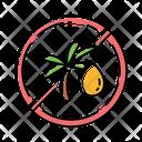 Palm Oil Free Icon