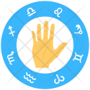 Palm Reading Icon