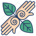 Palm Therapy Icon