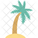 Palm Tree Palm Coconut Tree Icon