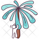 Palm Tree Coconut Tree Date Tree Icon