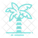 Palm Coconut Tree Icon