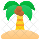 Palm Tree Palmtree Tropical Icon