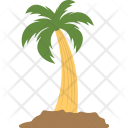 Palm Tree Young Icon