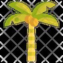 Palm Tree Beach Tree Icon