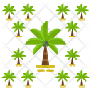 Palm Tree Forest Icon