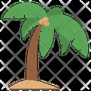 Palm Tree Palm Pam Icon