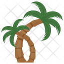 Coconut Beach Date Icon